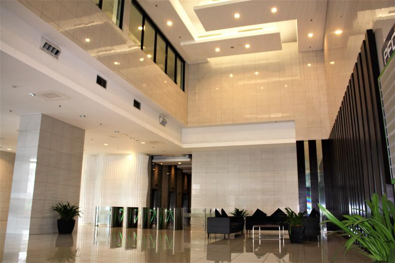 1 Sentral - KL offices